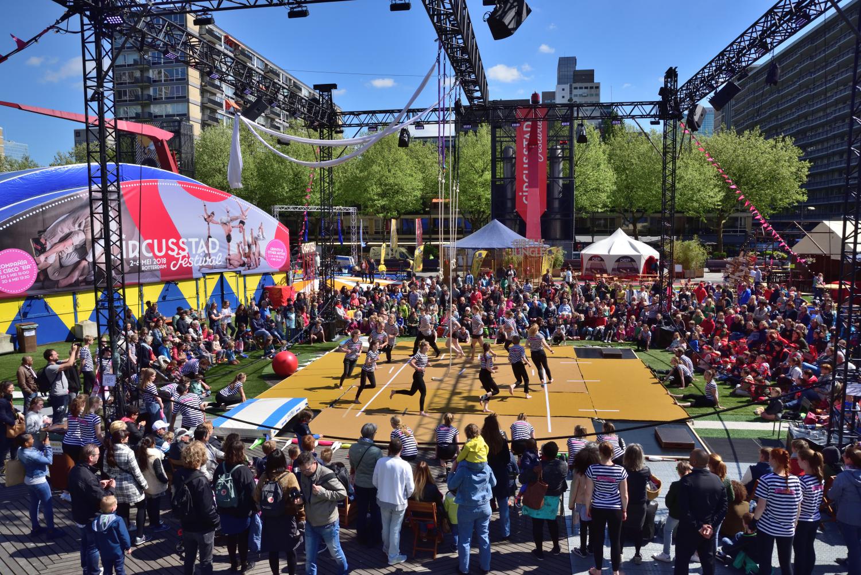 Circusstad Rotterdam